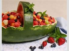 Garnishing and Food Presentation - How To Cooking Tips ... How To Cut A Pineapple Boat