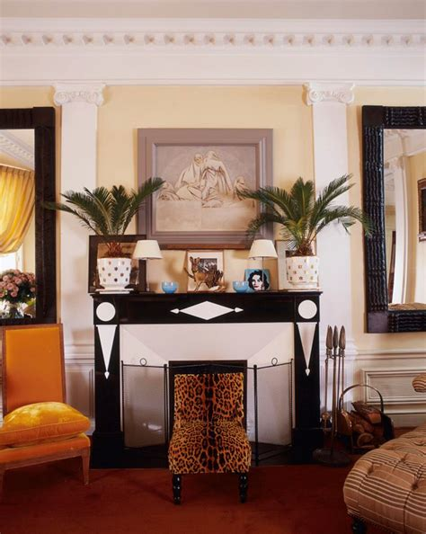 House Interior Ideas by Jacques Grange Interior Design S French Connection
