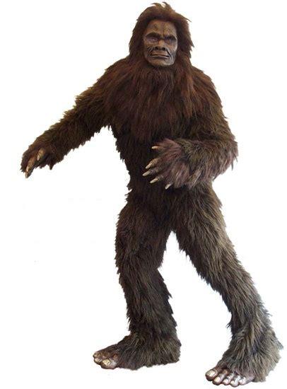 bigfoot halloween costumes for adults bigfoot costumes parties costume