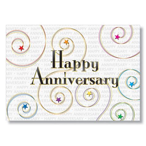 free printable anniversary paper cards 7 best images of workplace anniversary cards printable