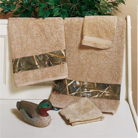 Camouflage Bathroom Set by Interior Design Gallery Camo Bathroom Decor