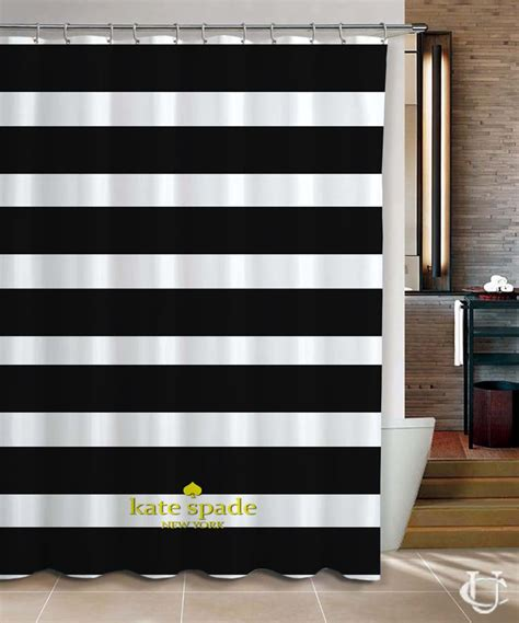 kate spade striped shower curtain 17 best ideas about striped shower curtains on pinterest