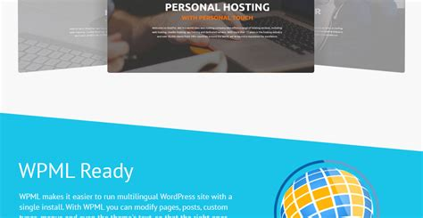 wordpress hosting templates web hosting services template