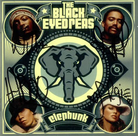 Cd Album Black Eyed Peas single latins in us gallery