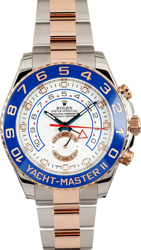 yacht master rolex yachtmaster 2 rose gold save on 100 authentic