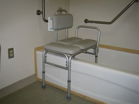shower transfer bench equipment