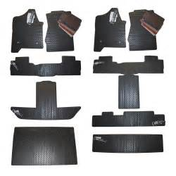 Yukon Floor Mats All Weather Gmc Yukon Denali Xl All Weather Floor Mats 2015 2017 Zeusko