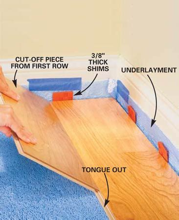 How to Install Engineered Wood Flooring on Concrete