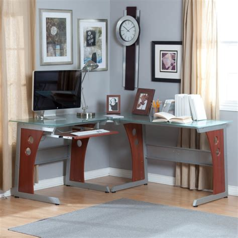 Unique Computer Desks For Home Unique Computer Desks Home Decor Within Corner Computer Desk Glass Eyyc17