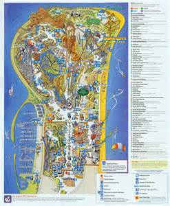 map cedar park 2008 cedar point brochure park guide