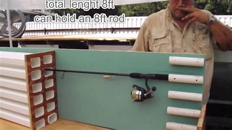 boat seat locker pontoon upgrade prt 2 rod locker and live well youtube