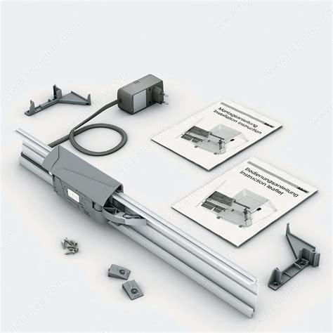 schublade elektrisch ausfahren one2five system with servo drive richelieu hardware