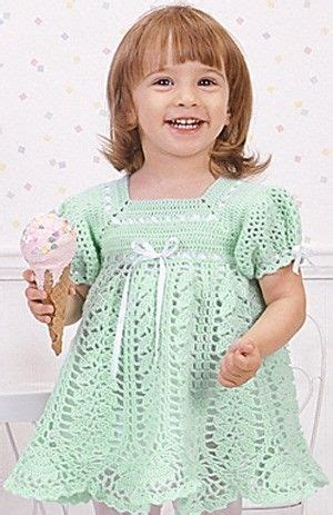 Baby dresses on pinterest easy patterns ravelry and baby blankets