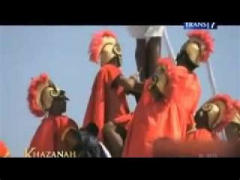 film nabi isa versi islam youtube khazanah 2013 05 09 247 kisah nabi isa alaihis salam youtube