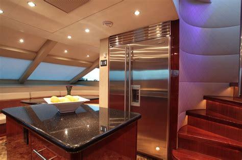 yacht kitchen yacht island cowboy country kitchen luxury yacht