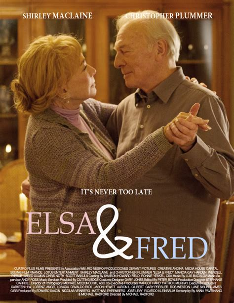film elsa y fred film tv justin bell productions