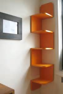 shelves on a wall 10 creative wall shelf design ideas