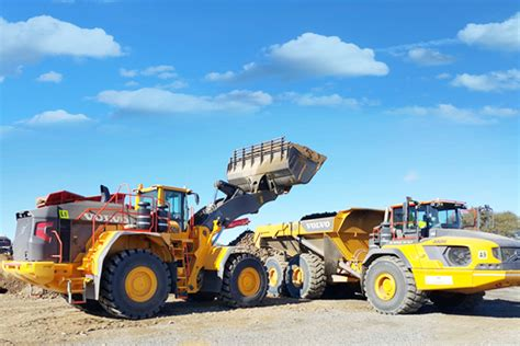 volvo construction equipment babcock international