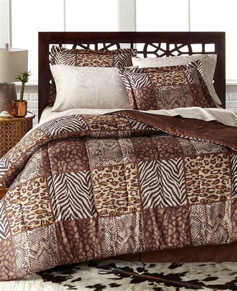 Leopard Print Comforters by Leopard Safari Cats Animal Print King Comforter Set