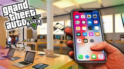x mod game for iphone gta 5 iphone x aldim youtube