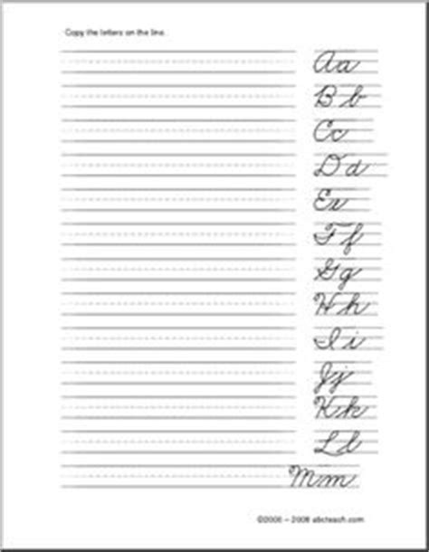 free printable handwriting worksheets for left handers 1000 images about left handed cursive practice on