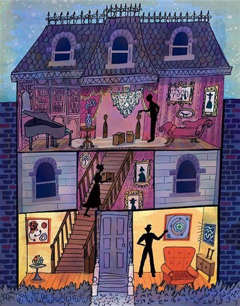 Gilbert Ford by Gilbert Ford Casa Ilustrada Illustrations