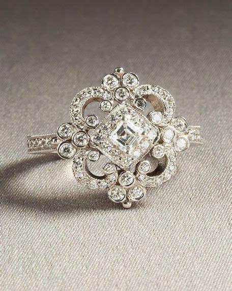 vintage wedding ring jewelry