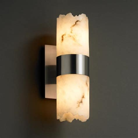 Up And Wall Sconce Lumenaria Dakota Up And Downlight Two Light Sconce Justice