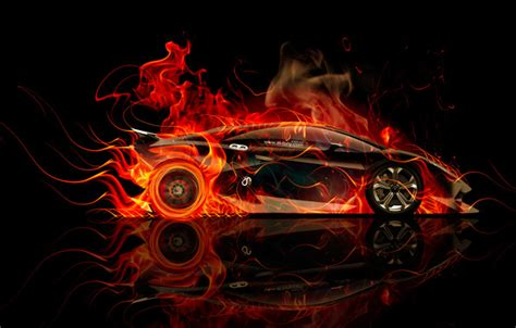 29 cool 3d fire wallpapers weneedfun