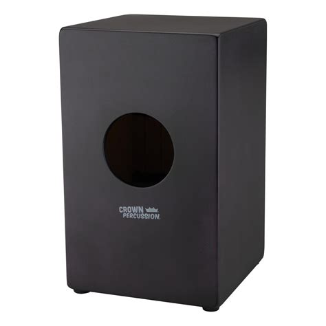 cajon percusion remo crown percussion cajon zzounds