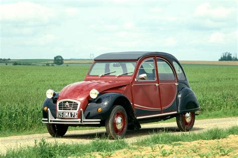 Ente Auto Franz Sisch by Citro 235 N 2cv 25 Jahre Produktionsende Der Ente Spiegel