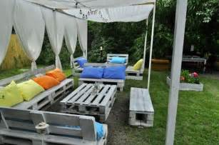 Pallet outdoor furniture 99 pallets