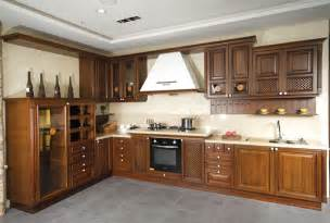 Wooden Kitchen Cabinet why solid wood kitchen cabinets are so special my