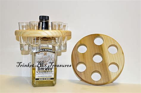 Home Interiors And Gifts Catalog circular shot glass holder holds 6 shot glasses https