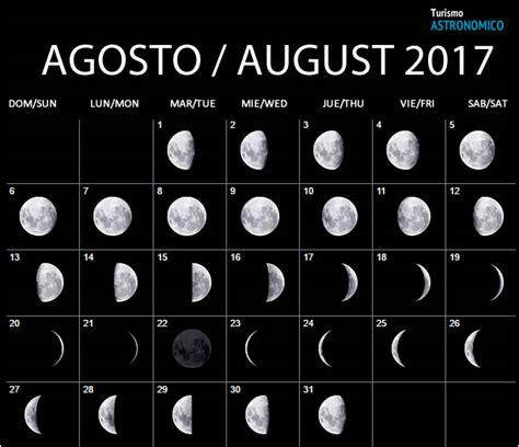 Calendario Lunare Agosto 2017 Calendario Lunar