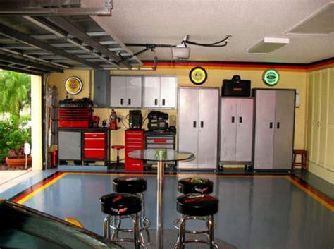 werkstatt in der garage your garage cave ideas interior design