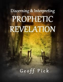 focus on revelation ebook prophetic revelation discerning and interpreting by geoff