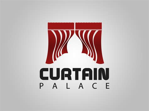 logo curtains logo design for diane matoro by activa media design 1600831