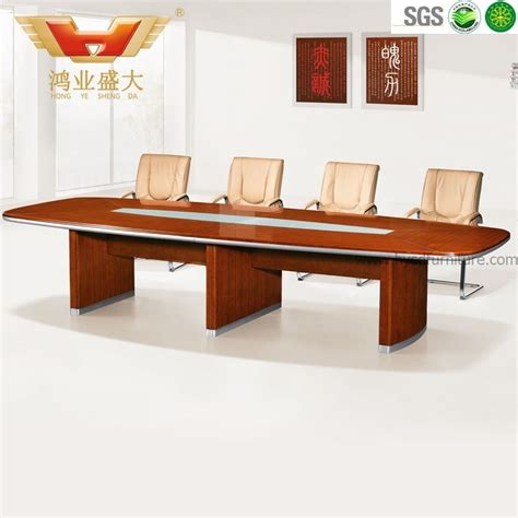 High Top Conference Table China Solid Wood Desk Conference Desk High Top Meeting Table Hy A7538 China Computer Table
