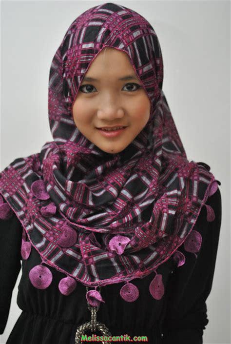 Jilbab Jadi Terbaru Photo Cewek Abg Berhijab Cantik Jadi Foto Model Terbaru