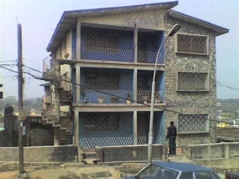 2 Building Story For Sell In Mokola Ibadan Oyo State Near Building Plan Approval In Oyo State