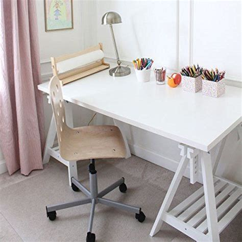 1000 Images About Baby Room On Pinterest Ikea Hacks White Trestle Table Desk