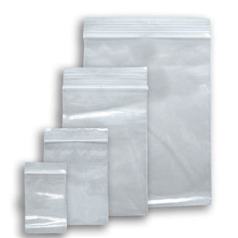 resealable polythene bags lightning packaging plain