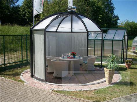 Pavillon Rondo by Pavillon Rondo Kuppeldach