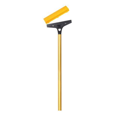 Floor Brush Scrapper With Handle ettore heavy duty floor scraper with 48 in handle 2007 the home depot