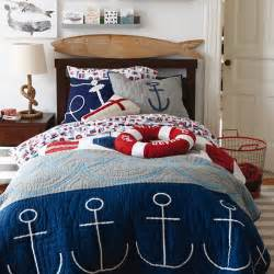 Twin Comforter Boys Kids Throw Pillows Kids Red Amp White Cotton Nautical