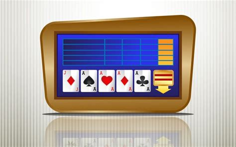 video poker trainer strategy tool  jacks   hands