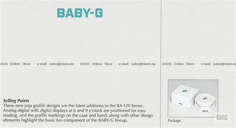 Casio Babyg Ba 120sc 1a Original casio ba 120sc baby g digi graffi end 2 6 2019 8 59 pm