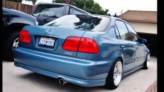 2000 Honda Civic Sedan Jdm Honda Civic Ex 2000 Jdm Image 173
