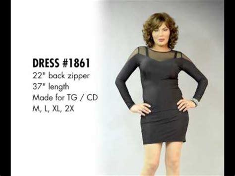 Gamis Fashion Aprodita Dress your new black dress by suddenly fem crossdressing